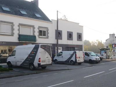 Vente Local commercial Quimper