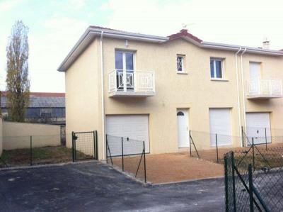 MAISON BOURGOIN JALLIEU - 5 pièce(s) - 105 m2