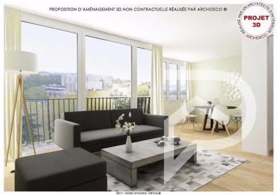 Appartement Eaubonne 3 pièce (s) 56.65 m²