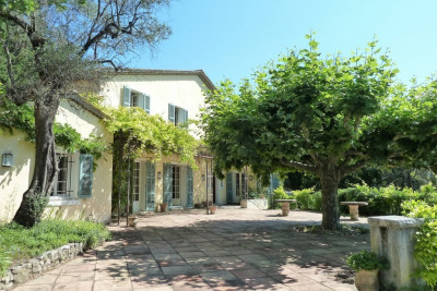 Vente de prestige maison / villa Chateauneuf Grasse