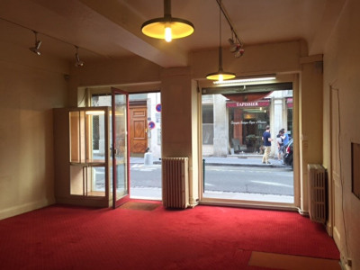 Location Local commercial Lyon 2ème