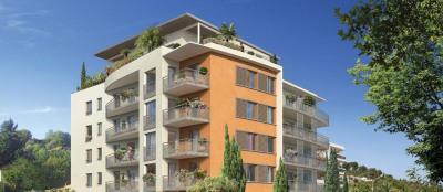 Cagnes Sur Mer - 3 pièce (s) - 66.61 m²