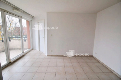 STRASBOURG Neudorf F2 de 38 m² + Terrasse 6 m²