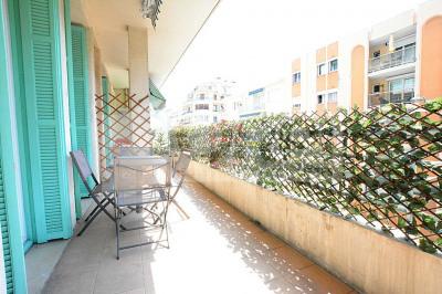 Nice - fleurs: un très beau 2 pièces avec terrasse
