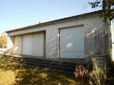 Vente maison / villa St Romain de Benet (17600)