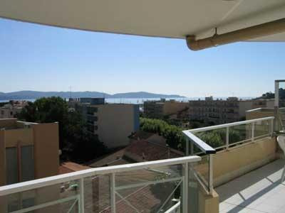 Location vacances appartement Cavalaire 420€ - Photo 8