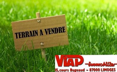 Terrain à bâtir Saint Victurnien 2235 m²