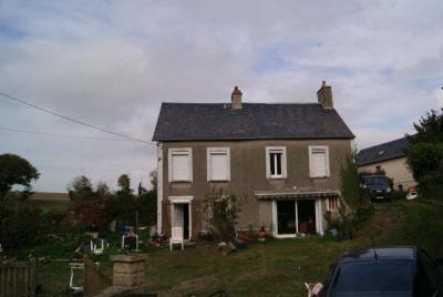 Vente maison / villa Thury Harcourt