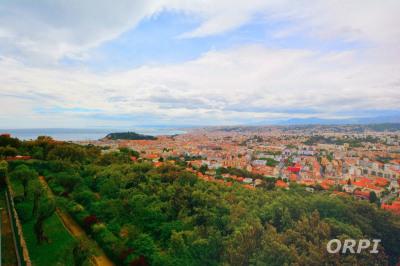Nice - mont boron: un beau 2 pièces avec terrasse