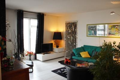Grenoble 2 pièces + cuisine en dernier etage terrasse