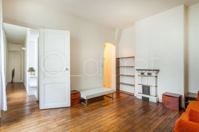 Revenda - Apartamento 2 assoalhadas - 34,03 m2 - Paris 18ème - Photo