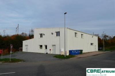 Location Local d'activités / Entrepôt Condat-sur-Vienne