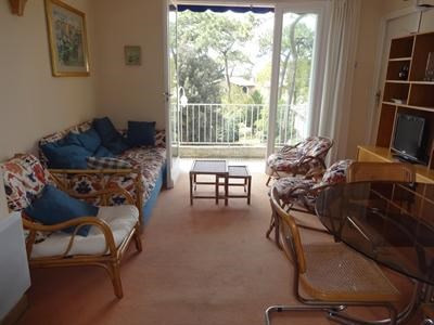 Vacation rental apartment Arcachon 2 104€ - Picture 1