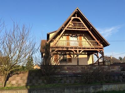 Vente maison / villa Illhaeusern 315000€ - Photo 2