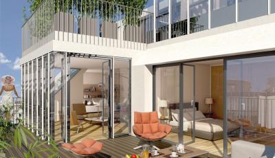 Appartement 2 pièces,  m² - Paris 5ème (75005)