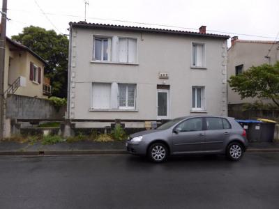 Produit d'investissement immeuble La Rochelle (17000)