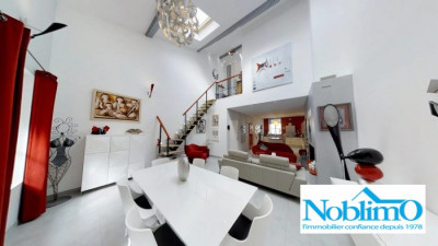 Magnifique loft contemporain