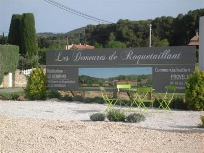 Programme Les demeures de Roquetaillant (Ventabren)