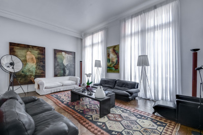 Rare appartement en triplex