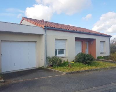Maison Cholet 4 pièce(s) 80,29 m2