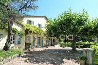 Vente de prestige maison / villa Châteauneuf-Grasse