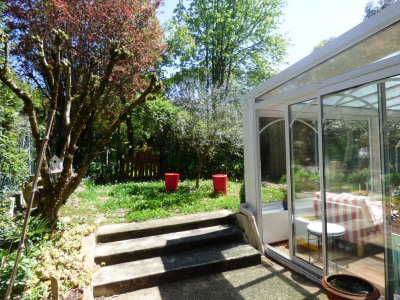 Côte Pavée - T3bis en rez-de-jardin