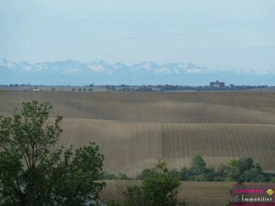 Vente terrain Caraman  Secteur (31460)