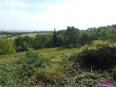 Vente terrain Saint Felix Lauragais Secteur