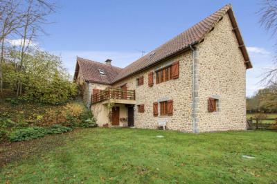 Maison 8 pièces 295 m² sud Creuse