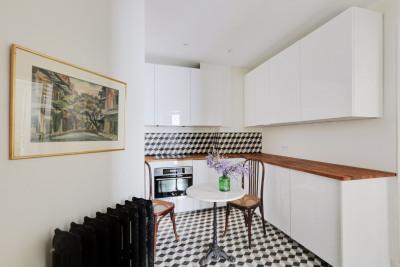 Luxueux appartement de 3 pièces loué meublé