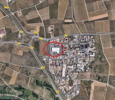Vente Local d'activités / Entrepôt Vendres