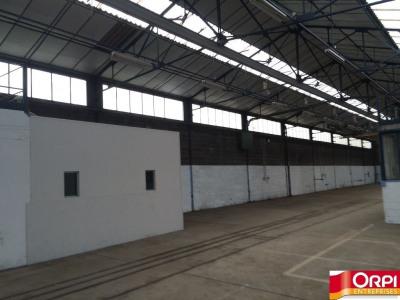 Vente Local d'activités / Entrepôt Sandouville