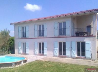 Exclusivité - maison familiale 180 m² - belle vue -