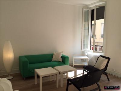 Appartement meublé 35 m²