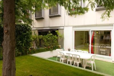 2 pièces Avec Terrasse & jardin