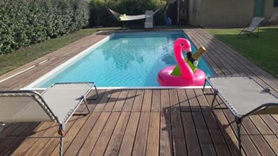 Très belle maison avec piscine à Eguilles + studio indépendant