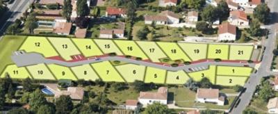 Terrain Medis 470 m²
