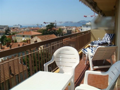 Cannes Basse Californie Vue Mer Cannes