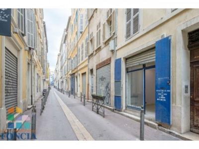 Vente Local commercial Marseille 1er