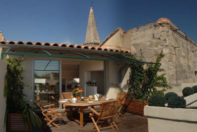 Avignon Intra-Muros: Appartement 4 pièces avec TERRASSES