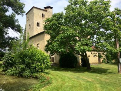 Château propriété lannepax