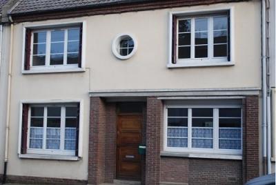A louer maison 3 chambres sur 400m² de terrain