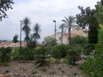 Grasse jardin des plantes Grasse