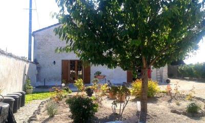 Typisches Haus der Charente 2 Zimmer Secteur Gensac la Pallue