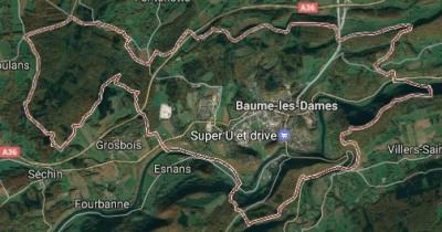 Terrain constructible Baume-les-Dames