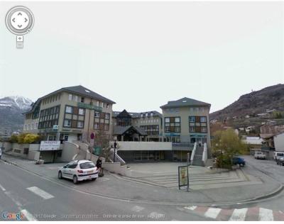 Location Boutique Briançon