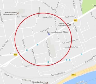 Vente Local commercial Argenteuil