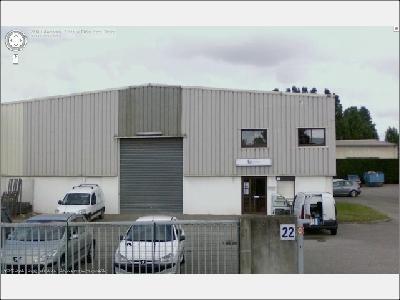 Location Local d'activités / Entrepôt Chassieu 0