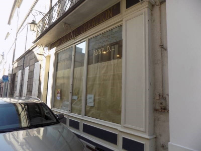 Shop 3 rooms Centre Ville de Cognac
