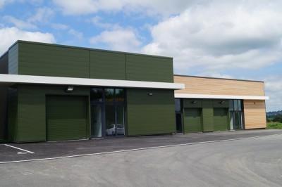 Location Local d'activités / Entrepôt Villedieu-les-Poêles